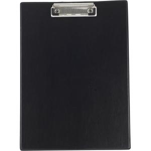 Планшет-клипборд с верхним зажимом PVC (A4) BuroMax черный (BM.3411-01)