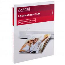 Пленка для ламинации глянцевая А4 (216 х 303 мм), 100 мкм (100 шт) AXENT(2030-A)