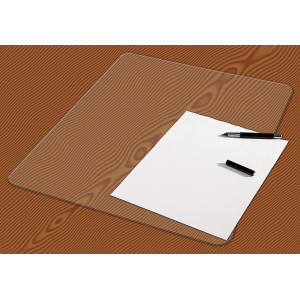 Подложка для письма (648 х 509 мм) Panta Plast PVC прозрачная (0318-0011-00)