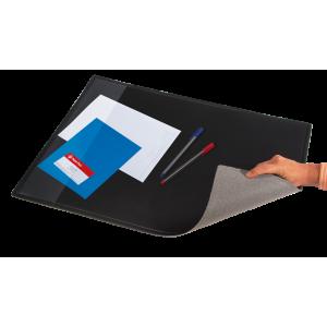 Подложка для письма (652 х 512 мм) Panta Plast PVC черная (0318-0013-01)