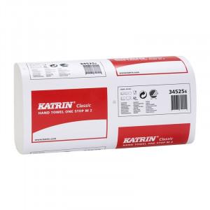 Полотенца-вкладыши Z-образ 2-слой Katrin Classic 34525 белые (144 шт)