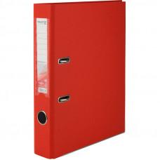 Регистратор 5 см А4 Axent 1стор покрыт, метал окант, красный (D1713-06C)