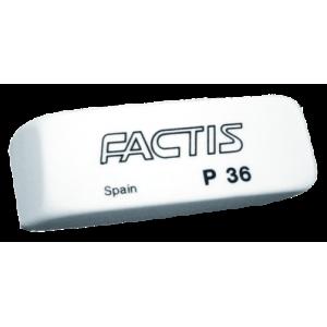 Ластик для карандашей FACTIS P 36 (fc.P36)