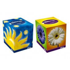 Салфетки 2слой 20 х 20 см Kleenex в прямоуг. картон. боксе (70 шт)