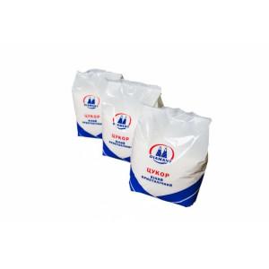 Сахар-песок в полиэтиленовом пакете, 1000 гр