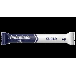 Сахар-песок в стиках, 200 шт х 4 гр