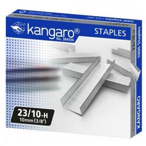 Скобы 23/10 1000 шт Kangaro
