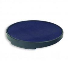 Сменная подушка для круглой оснастки COLOP E/R40 для оснастки R40 d-40 мм синяя