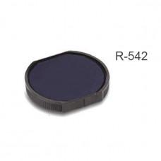 Сменная подушка для круглой оснастки Shiny R542 d-42 мм синяя (R542-7)