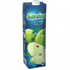 Сок Sandora, 950 мл, (яблоко)