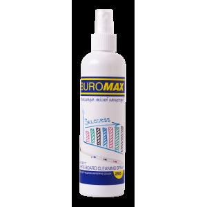 Спрей для чистки сухостираемых досок BuroMax, 250 мл (BM.0817))
