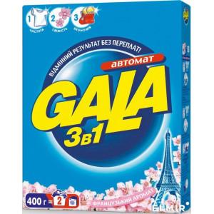 Стиральный порошок (автомат) 400 гр GALA для белого белья