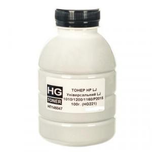 Тонер HP LJ 1010/1012/1015/1020/1022 (100 гр/флаконе)