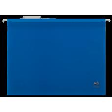 Файл подвесной пластик A4 синий BuroMax (12 шт) (BM.3360-02)
