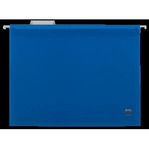 Файл подвесной пластик A4 BuroMax синий (12 шт) (BM.3360-02)