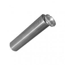 Футляр для хранения ключей, металлический (d- 35 мм, длинна 100 мм)
