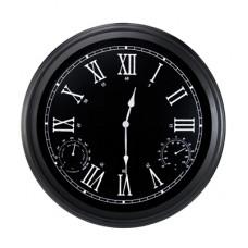 Часы Adam Garden, d-60 см, черные 608-60-3