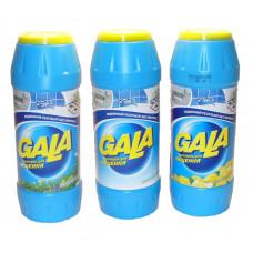 Чистящий порошок 500 гр GALA (лимон)