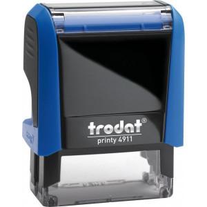 Штамп+клише TRODAT 4911 (Згідно з оригіналом) 38 х 14 мм