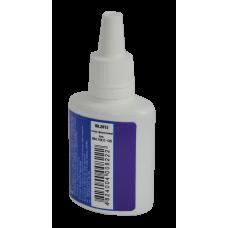 Штемпельная краска BuroMax, 30 мл, на водной основе, фиолетовая (BM.1901-05)