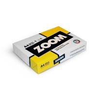 Бумага офисная A4 80 г/м кв класс C 150% ZOOM 500 л