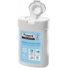 Салфетки для TFT-мониторов (бокс) Axent MINI (100 шт) (5309-A)