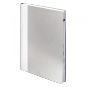 Ежедневник недатированный А5 BRUNNEN Агенда Aluminium (73-796 80)