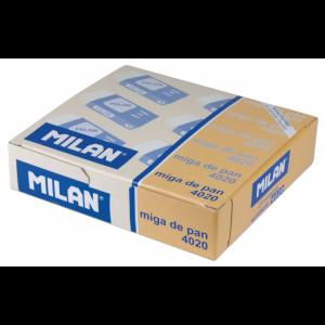 Ластик для карандашей прямоугольный MILAN 4020 (ml.4020)
