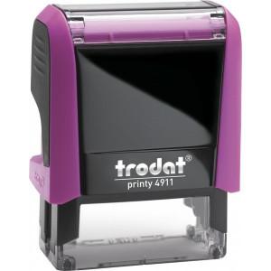 Штамп+клише TRODAT 4911 (Оплачено з датою)