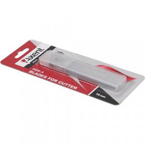 Лезвия к ножу большому 18 мм Axent 10 шт (6802-A)