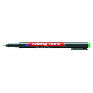 Маркер для пленок зеленый 0,3 мм EDDING 140