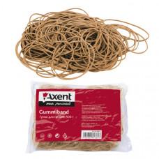 Резинки для денег Axent d/6 мм 200 гр каучук (4631-A)