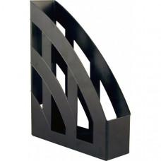 Лоток вертик пластик Axent черный (D4006-01)