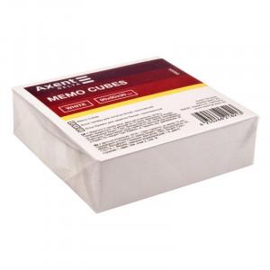 Бумага для записей белая склеен 90 х 90 х 30 мм Axent (D8004)