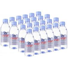 Вода минеральная негазир 0,33 л х 24 шт пластик Evian