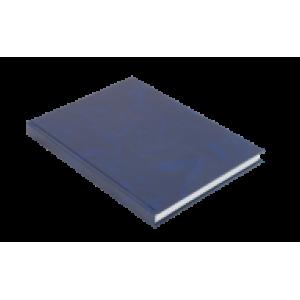Книга учета А4 192 л клетка обл бумвинил Buromax (BM.2406)