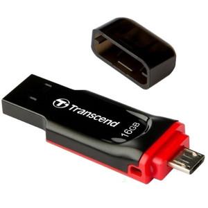 Флешка 16GB Transcend JetFlash 340 (TS16GJF340) USB 2.0