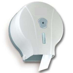 Держатель туалетной бумаги Джамбо 240 х 130 х 260 мм белый Vialli (MJ.1)