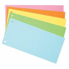 Разделитель страниц картон (цветной кремовый) 105х240 мм LIFO (1973)