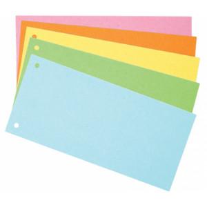 Разделитель страниц картон (цветной кремовый) 105 х 240 мм LIFO (1973)