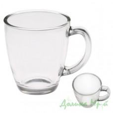 Чашка стеклянная 88300290 (325 мл.)