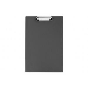 Папка-планшет с верхним зажимом ПВХ (А4) Economix (клипборд) черная (E30104-01)