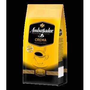 Кофе в зернах Ambassador Crema, 1000 гр (Германия)