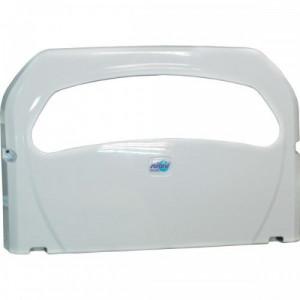 Держатель гигиенических накладок на унитаз 425 х 50 х 285 мм белый (K7)