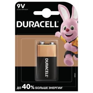 Батарейка 9V/MN1604/6LR61 КРОНА DURACELL (5006014)