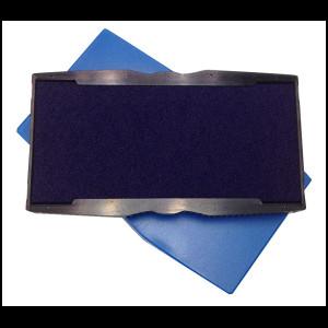 Сменная подушка Shiny для оснасток (S1824,S854,S824,S844,S884) 58х22 мм синяя (S-854-7)