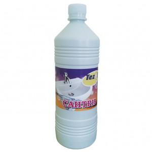 Средство для чистки сантехники, 900 гр ТЕЗА Сантри (для умывальников)