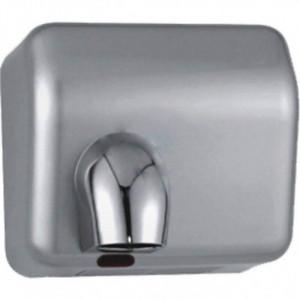 Электросушилка для рук ZG-820, пластиковая, 265х203х230, сатин (матовая), 2500 Вт.