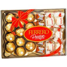 Конфеты Ferrero Prestige 254 гр (пластиковый бокс)