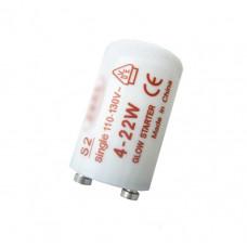 Стартер MAGNUM S2 110-130V, 4-22 Вт.